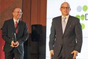Oracle Award Verleihung