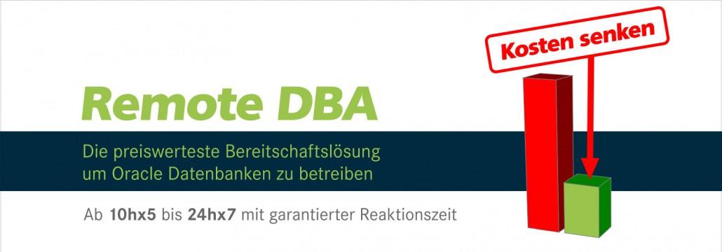 Oracle Datenbank Fernwartung via Remote DBA