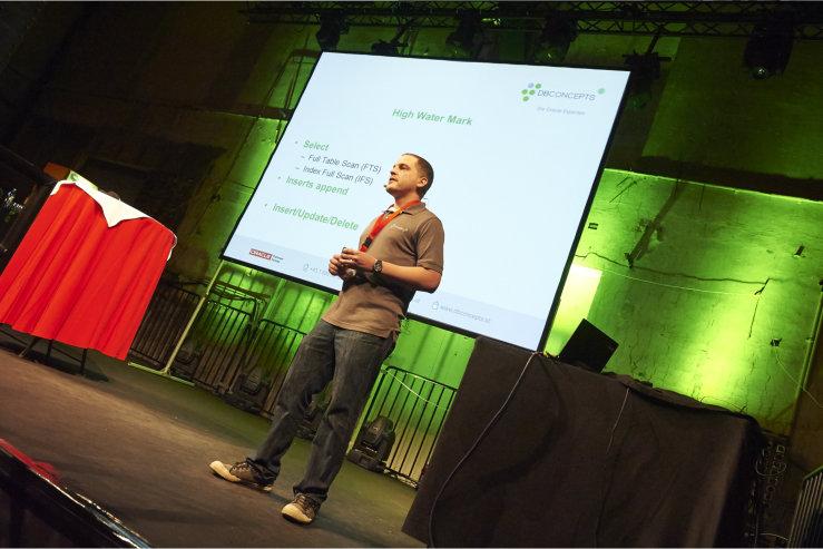 AOUG Anwender Konferenz Peter Häusler
