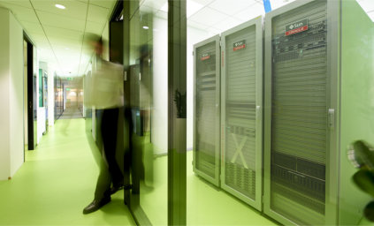 Unser Oracle Exadata Serverraum