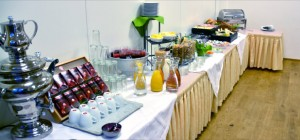 Business Breakfast Buffet