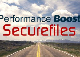 Oracle Securefiles Performance Boost