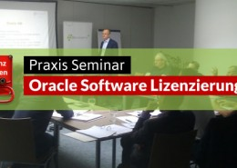 Feedback Lizenz Seminar