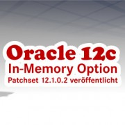 Oracle 12c In-Memory Option Patchset 12.1.0.2