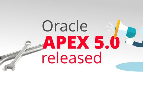 Oracle APEX 5.0