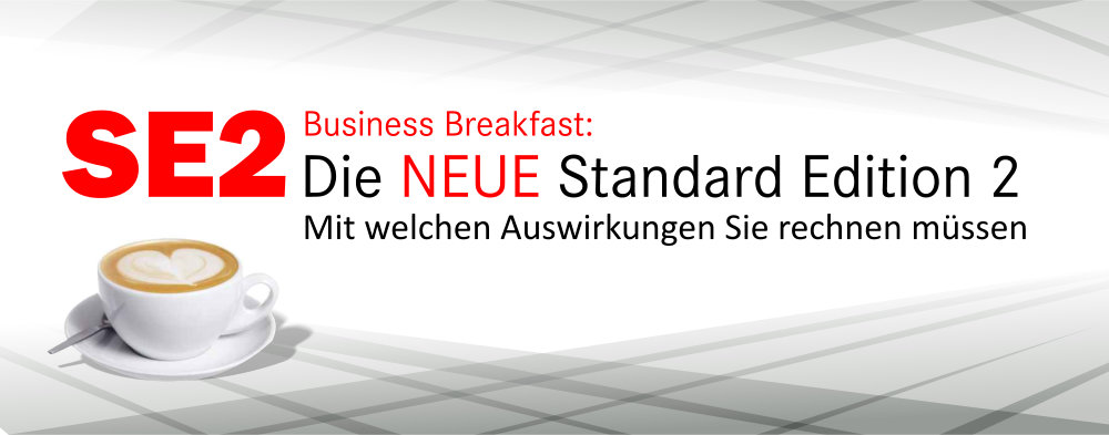 Business Breakfast zur Oracle Standard Edition 2