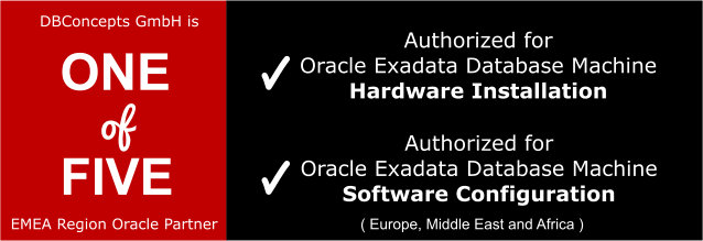 Oracle Exadata Database Machine EMEA Partner