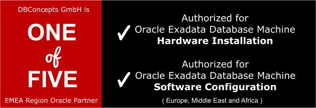 Oracle Exadata Database Machine EMEA Partner