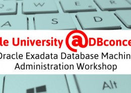 Oracle University Oracle Exadata Administration Workshow
