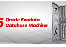 x6 Oracle Exadata Database Machine veröffentlicht