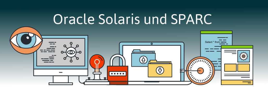 Oracle Solaris und SPARC CPU Grafik
