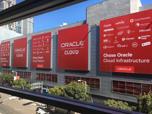 Oracle Open World 2016 erster Eindruck zum Thema Cloud