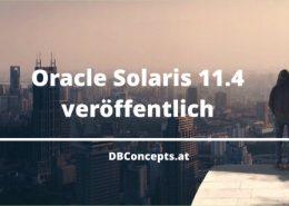 Oracle Solaris 11.4 veröffentlicht