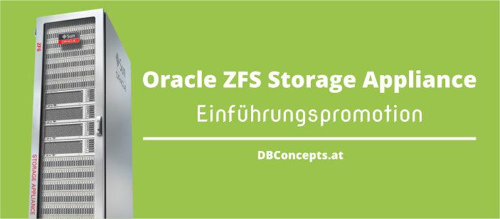 Oracle ZFS Einführungspromotion