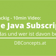 Oracle Java Subscription